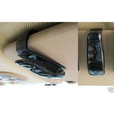 Pack of 2 Car Vehicle Sun Visor Cap Sunglasses Eyeglasses Glasses Ticket Holder Clip