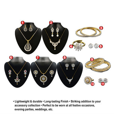 Diamond Deal Jewellery Collection (Diamond Bahar + Diamond Dhamaka Jewellery)