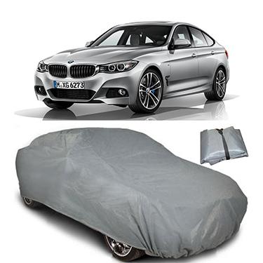 Digitru Car Body Cover for BMW 3 Series - Dark Grey