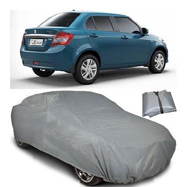Digitru Car Body Cover for Maruti Suzuki Swift DZire New - Dark Grey