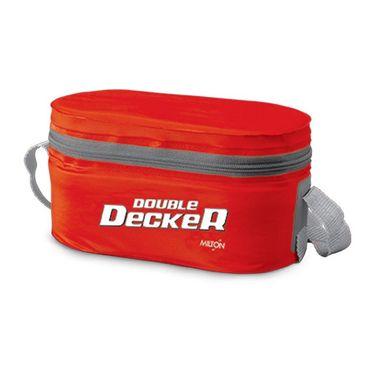 Milton Lunch Box Double Decker-Red FG-SOF-FST-0046
