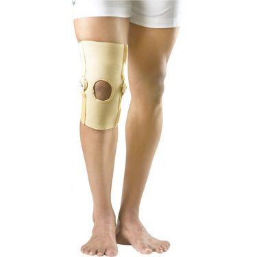 Dyna Hinged Knee Brace Open Patella - Small