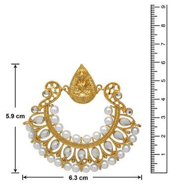 Branded Gold Plated Artificial Earrings_Er30033g