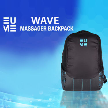 EUME Wave Massager Backpack