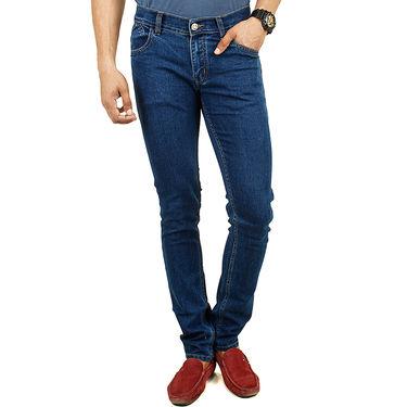 Combo of Cotton Jeans + Casual Belt_D206b214