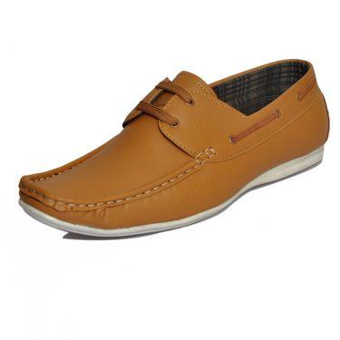 Stylox Faux Leather Loafer Fa-Sty-Sh-8707 -Beige