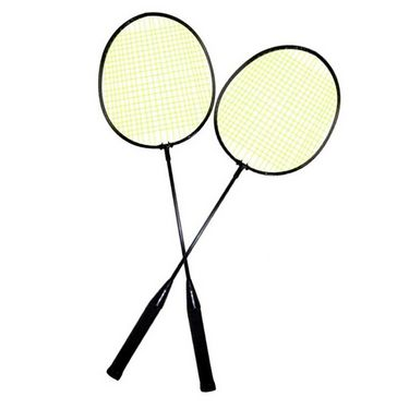 Facto Power Pair Of Badminton Racquets With Cover - PP575