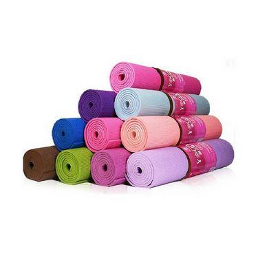 Facto Power Yoga Mat - 7 Mm