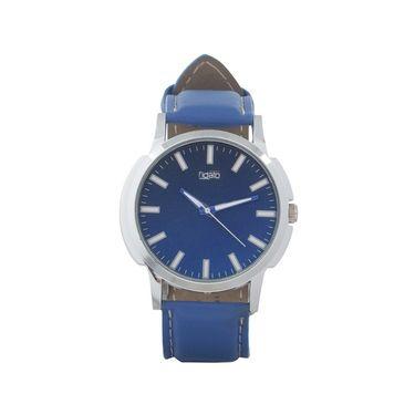 Fidato Round Dial Analog Watch_fdmw31 - Blue