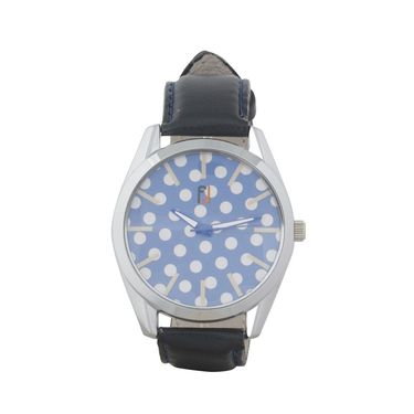 Fidato Round Dial Analog Watch_fdmw40 - Multicolor