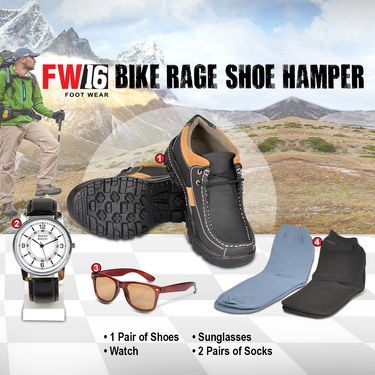 Biker Rage Shoes Hamper