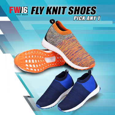 FW16 Fly Knit Shoes (SSFNT1S) - Pick Any 1
