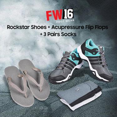 FW16 Litestar Footwear Combo (SSF3R)