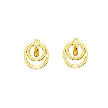 AU Gold Earrings - AUE016