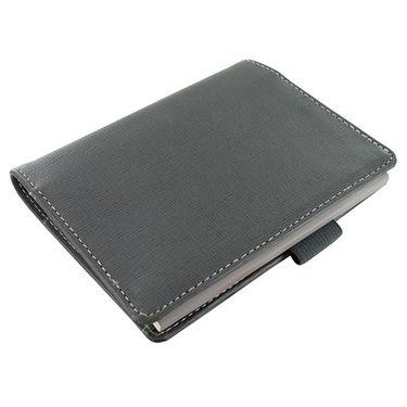 Flex Filled Pocket Note Book - Slate
