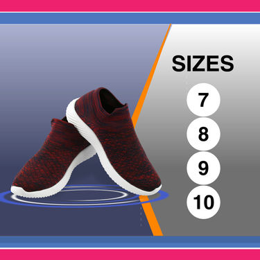 Funnel Flyknits Slipon Shoes (CS13) - Pick Any 1