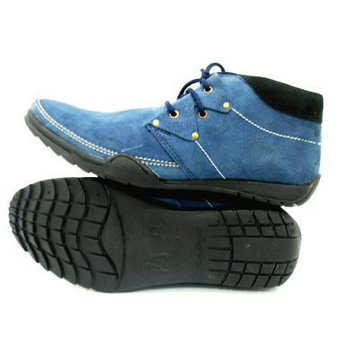 Foot n Style Breezy Boots - Blue