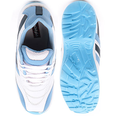 Foot n Style Synthetic Leather FS457 -Mesh Sports Shoes