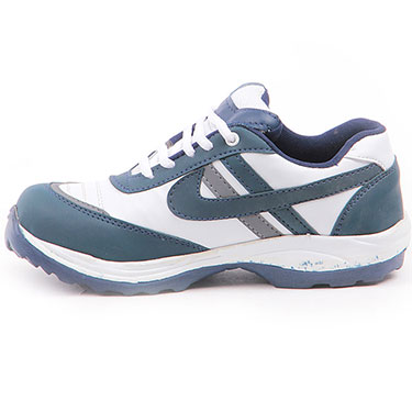 Foot n Style Synthetic Leather FS458 -Mesh Sports Shoes