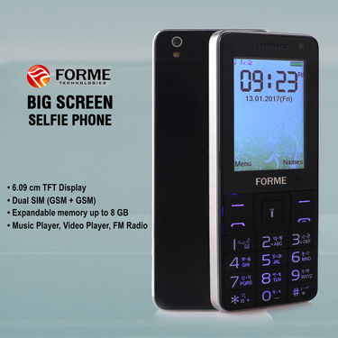 Forme Big Screen Selfie Phone