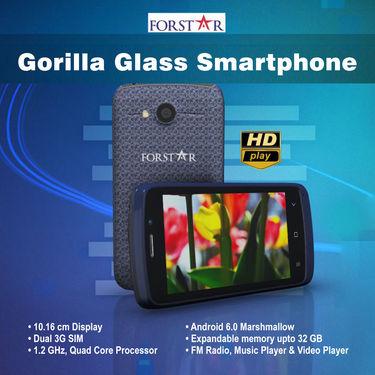 Forstar Gorilla Glass Smartphone
