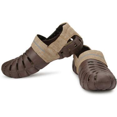 Globalite EVA Sandals GEC0094 -Fawn