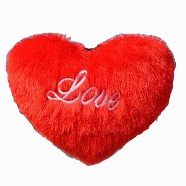 Valentine 36 Cm Soft Toy Heart - Red