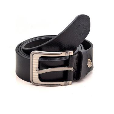 Porcupine Pure Leather Belt - Black_GRJBELT2-4