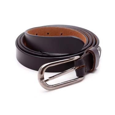 Porcupine Leather belt - Black_GRJBELT7