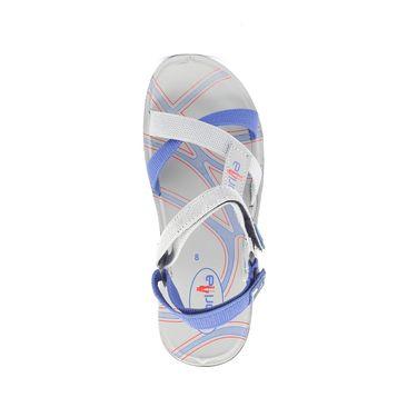 Branded Floater and Sandal for Men Gs-009-Blue