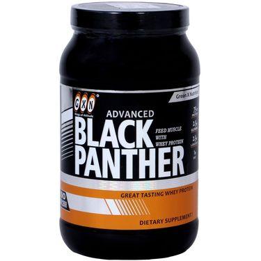 GXN Advance Black Panther 2 Lb (907grms) Vanilla Flavor