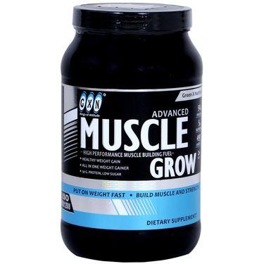 GXN Advance Muscle Grow 2 Lb (907grms) Banana Flavor