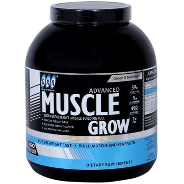 GXN Advance Muscle Grow 4 Lb (1.81kg) Chocolate Flavor