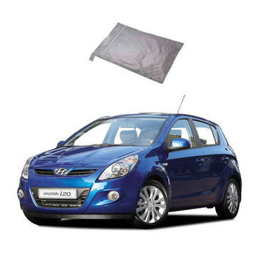 Galaxy Car Body Cover Hyundai i20 - Silver