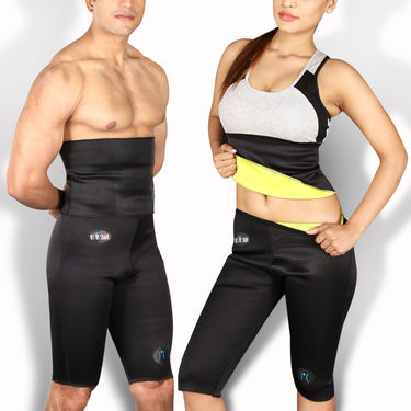 Get In Shape Fitness Belt & Pant for Men & Women