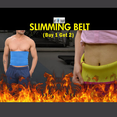 Get In Shape Slimming Belt (Buy 1 Get 2)