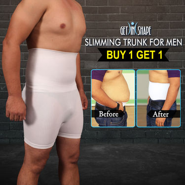 Get In Shape Slimming Trunk for Men - Buy 1 Get 1