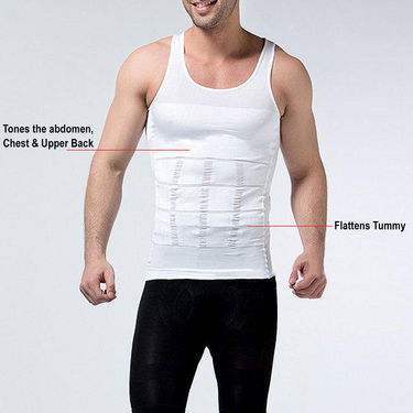 Get In Shape Slimming Vest for Men
