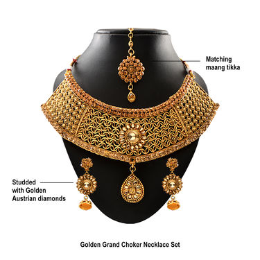 Grand Traditional Jewellery Set