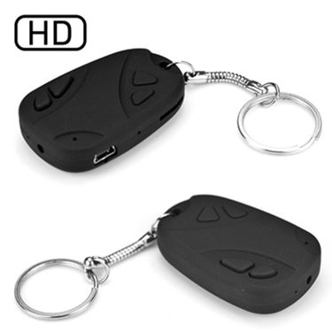 Being Trendy HD Key Chain Camera