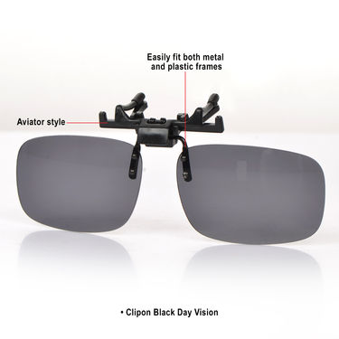 HD Vision Glasses + 2 Day & Night Sunglasses Combo