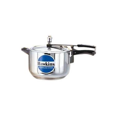 Hawkins Stainless Steel Pressure Cooker 5 Ltr