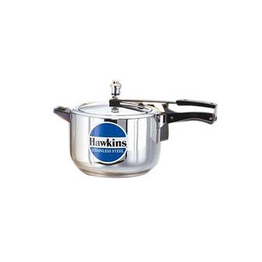 Hawkins Stainless Steel Pressure Cooker 6 Ltr