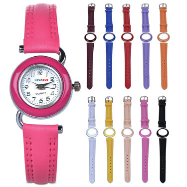 Hexabug Colourful Interchangeable Watch Set