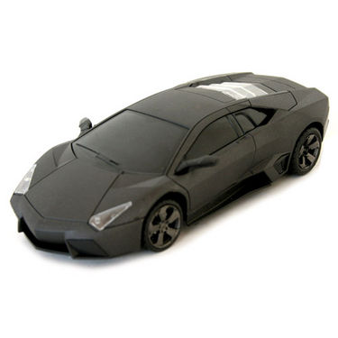 RC Car with Die Cast Metal Body (Grey) (Scale1:24 )