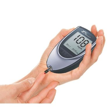 Dr. Morepen BP Monitor, Glucometer & Thermometer Combo