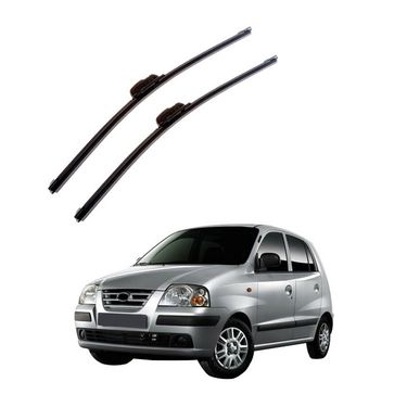 Autofurnish Frameless Wiper Blades for Hyundai Santro Xing (D)20