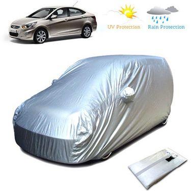 Hyundai Verna Car Body Cover - Silver