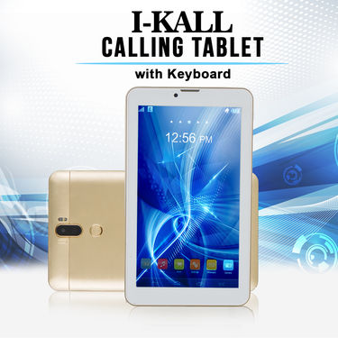 I Kall 3 in 1 Calling Tablet with Keyboard (N8)