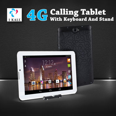 I Kall 4G Calling Tablet with Keyboard And Stand (N6)